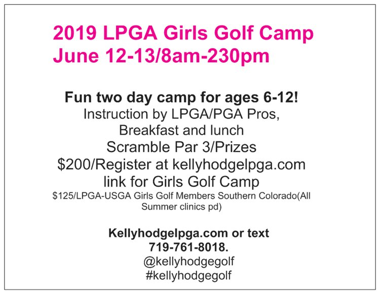 Girls Golf – Kelly Hodge Golf